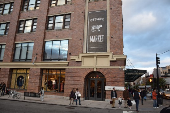 雀兒喜市場(Chelsea Market)