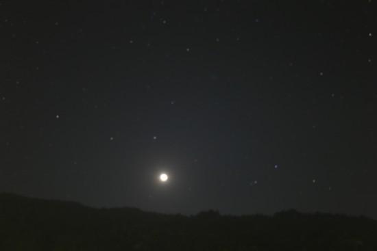 月....蝕完