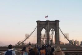 布魯克林橋橋墩