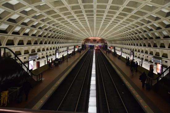 華盛頓地鐵站